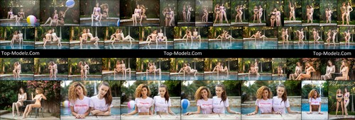 [TheEmilyBloom] Emily Bloom, Gillian Barnes - Pool Party 12070