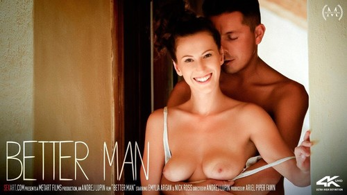 Emylia Argan, Nick Ross - Better Man (HD)