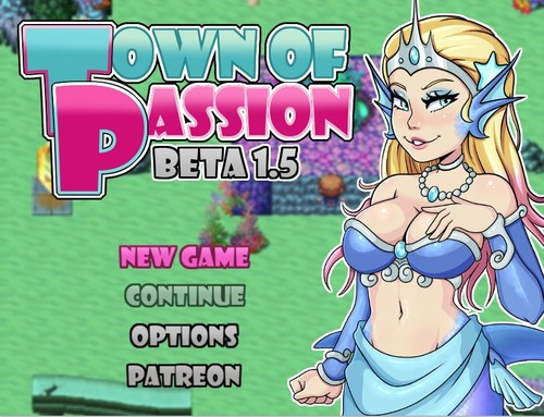 Town of Passion - Version 1.6.1 + Save by Siren's Domain Win/Android