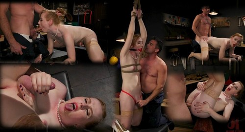 Garage Bang Shiri Allwood Greased And Hammered By Lance Hart [SD]