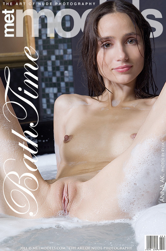 Anna AK - Bath Time (x127)