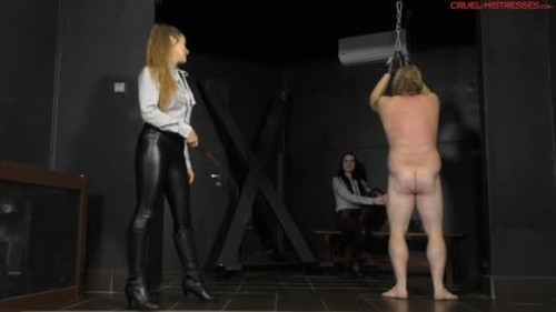 Amanda and Kittina Having Fun - Worship, Mistress, Femdom Porn