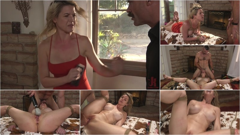 Kit Mercer: The Tax Man Cumeth: Charles Dera Collects On Kit Mercer - Watch XXX Online [HD 720P]