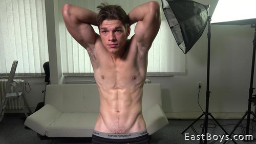 Daniel Donovan - Webcam Flexing