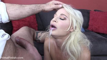 Hypno porn. Son could not resist when he saw his mom's pussy (part 2)