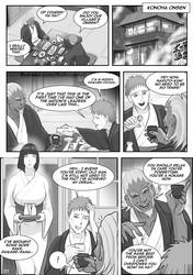 Sichan - Affair Hidden in the Leaves (Naruto)