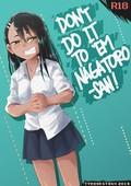 Tyrone - Don't Do It To 'Em Nagatoro-san! - Decensored