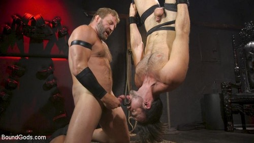Colby Jansen Manhandles Mason Lear