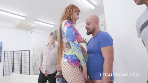 Lauren Phillips, Neeo, Tony Brooklyn, Michael Fly, Dylan Brown - Dirty Talking, Lauren Phillips 4On1 With Big Dicks, Balls Deep Anal, Gapes, Dap, Creampie And Swallow Gio1271 (HD)