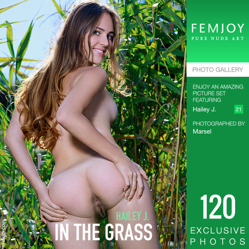 Hailey J in In The Grass (12-14-2019)
