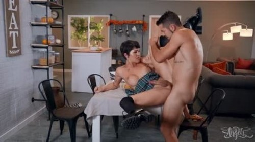 TransAngels Daisy Taylor Dante Colle - Grateful for Cock - Trans, Shemale Porn Video