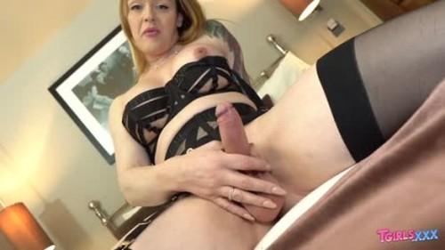 TGirls.xxx - Cece Stone Strokes It 6 December 2019 - Trans, Shemale Porn Video