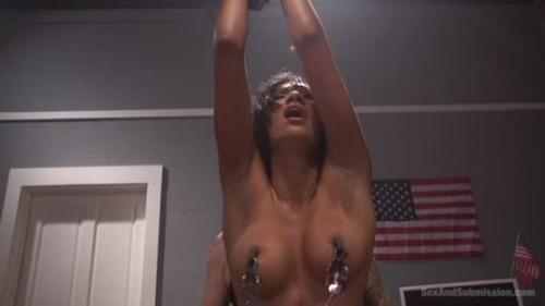 The Subversive Sadie Santana - Hard BDSM, Bondage, Sadism