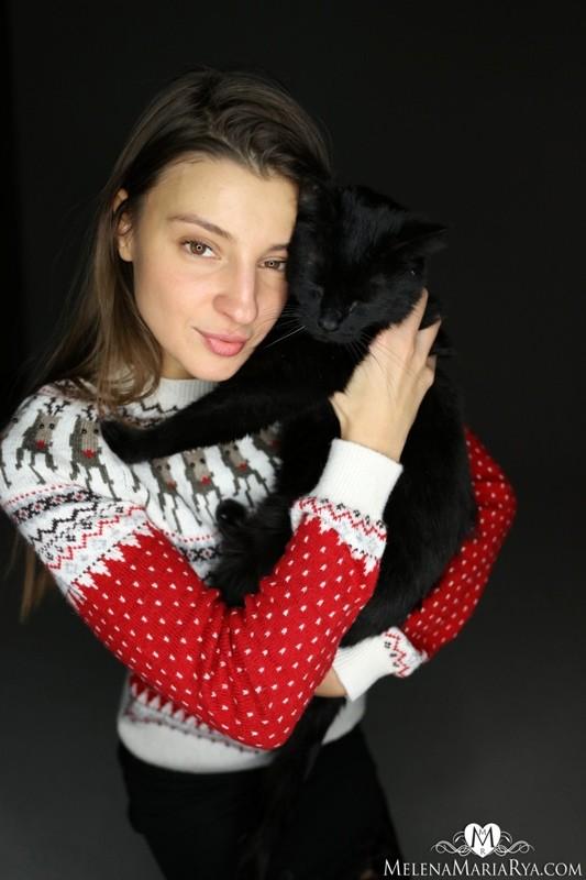 Melena Maria Rya - My Xmas Sweater (23-12-2019)