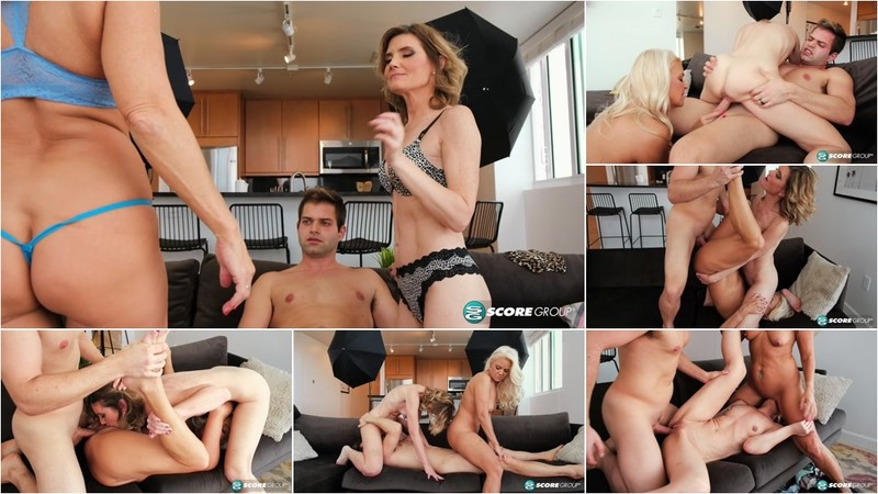 Alby Daor And Jynn a Threesome With Her Best Friend [FullHD 1080P]