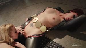 Brooklyn Lee, Lexi Belle - Iron Man XXX sc4, FHD