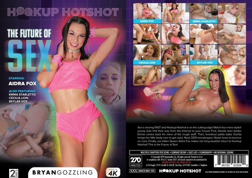 EvilAngel Hookup Hotshot The Future Of Sex XXX 720p MP4-KTR
