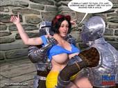 MegaParodies - Snow White 3 - COMPLETE
