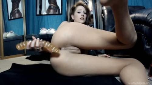 Giant Worms Custom Slave Training MoxiMinx - New Extreme Fisting Video, Bizarre
