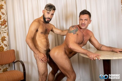 DominicPacifico - Dominic Does Brazil Ep. 3: Gonzo with Felipe Gaucho Bareback