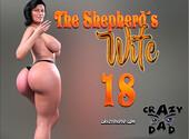 CrazyDad3d - The Shepherd's Wife 18 - Full comic