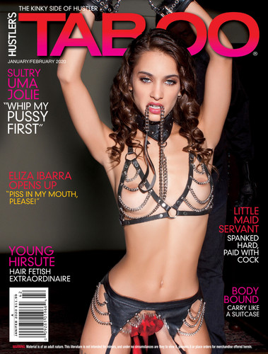 Hustlers Taboo - January February 2020 Cover