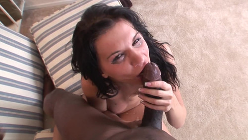 Karina - Sexy Karina Chokes On Huge Black Man Meat (2020/FullHD)