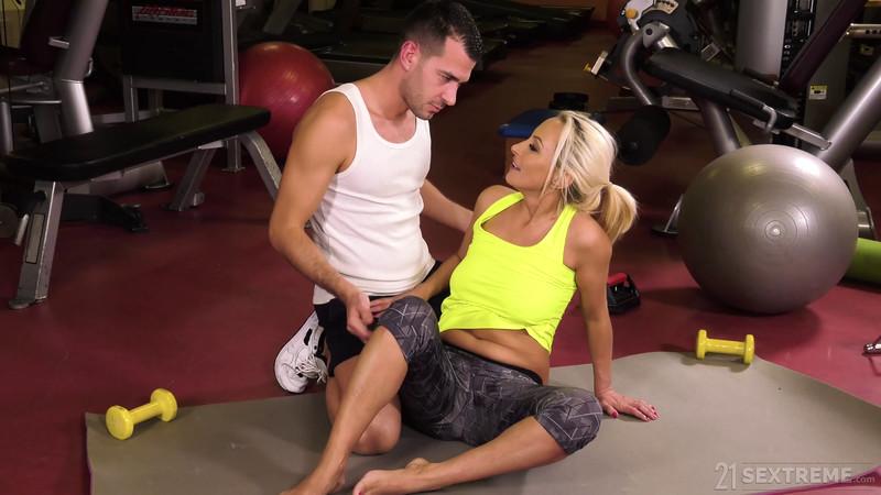 LustyGrandmas - Szandi - A Very Personal Trainer