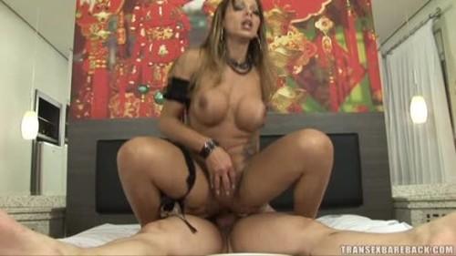 Nicolly Navarro - Trans, Shemale Porn Video