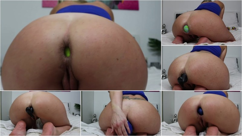Lovesanalxxx stuffing her ass with lots of huge balls – 7 balls - F17560 - Watch XXX Online [FullHD 1080P]