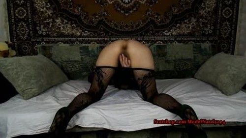 ModelNatalya94 - Love to play with my pussy - Solo Scat Fetish, Defecation, Shiting Girl, Dirty Ass