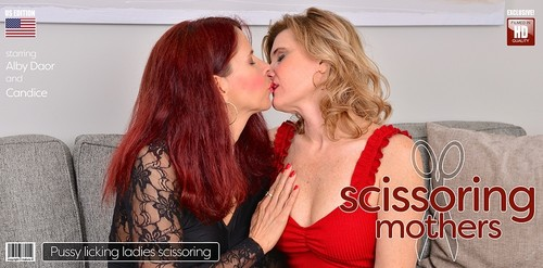 These Mature Lesbians Love Licking Pussy And Scissoring [HD]