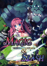 Magic & Slash - Riru's Sexy Grand Adventure ver. Final by Lunasoft