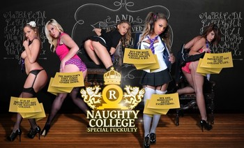 Naughty College – Special Fuckulty by lifeselector