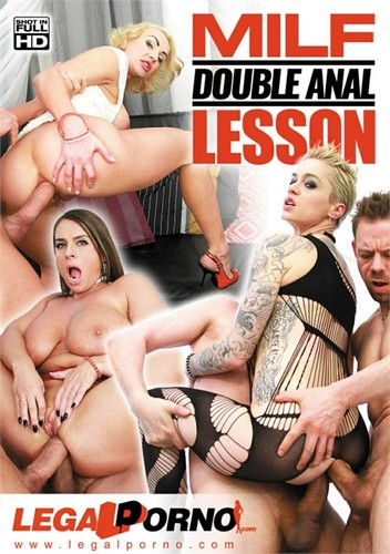 MILF Double Anal Lesson (2020)