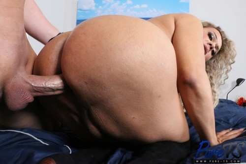 """Diana Makary in """"Big Booty Trans Latina Bounces On Some Dick"""" [FullHD]"""