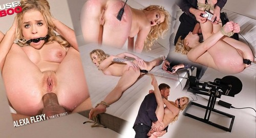 Blonde Gets Trained In Bdsm [HD]