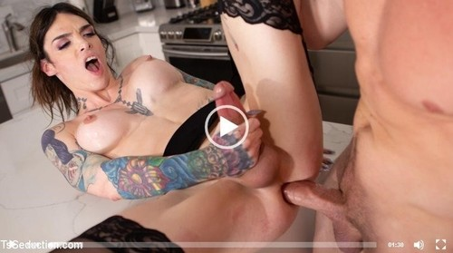Daddys Little Brat Chelsea Marie Punished By Pierce Paris Cock [SD]