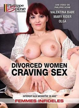 Divorced Women Craving Sex