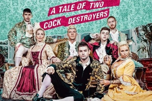 Johnny Rapid, Jonas Jackson - A Tale Of Two Cock Destroyers Episode 3