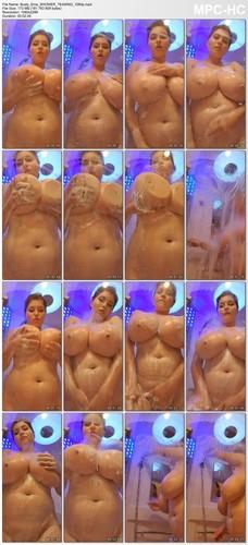 Busty Ema Shower Teasing