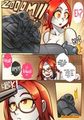Cherry Road - Chatting With A Zombie - Chapter 5 by Mr.E