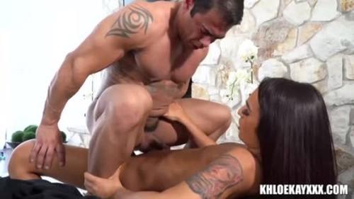 Khloe Kay Draven Navarro - Khloe Kay Fucks Dravens Asshole - Shemale, Ladyboy Porn Video