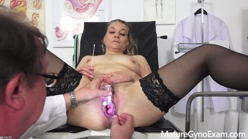 Mature Gyno Exam [FullHD]