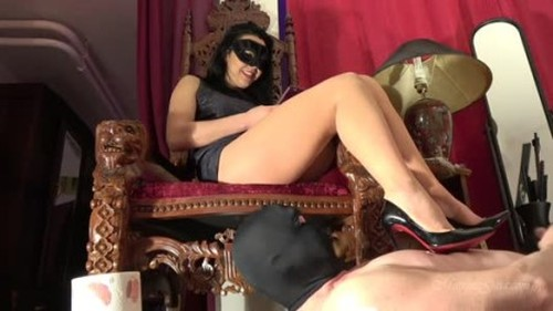 Worship & Eat My Shit - Mistress Gaia - Femdom Scat, Scat Domination, Toilet Slavery