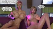 Leticia Latex - Tricking Genie 2