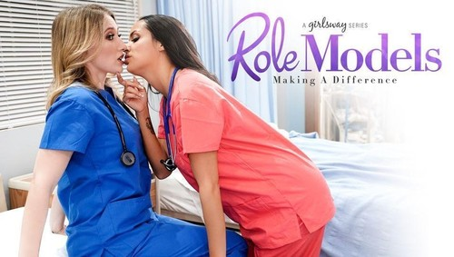 Riley Reyes, Sofi Ryan - Role Models Making A Difference [FullHD/1080p]