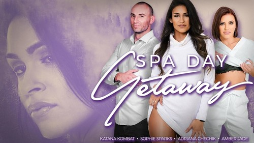 Adriana Chechik - Spa Day Getaway Episode [FullHD]