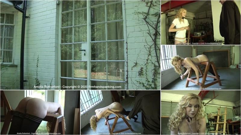 Amelia - Amelia Rutherford - The Facility - F [HD 720p]