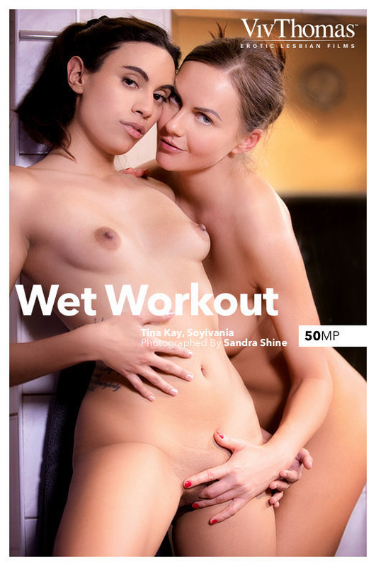 Soyivania Tina Kay - Wet Workout (2020-02-17)